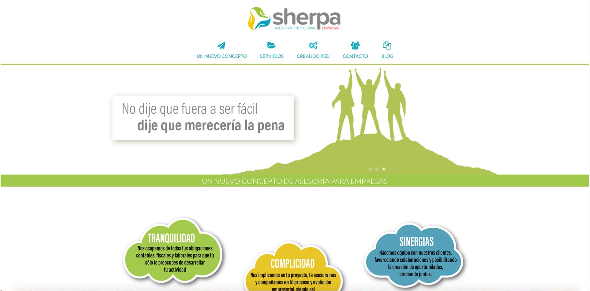 web-sherpament